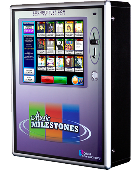 Music Milestones Jukebox